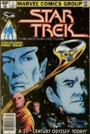 Star Trek Comics (1980 Series)